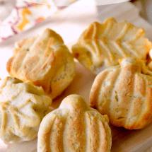 Stuffed Bread Bites
