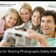 Tips for Sharing Photographs Safely Online