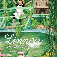 Linnea in Monet's Garden {Review and Giveaway}