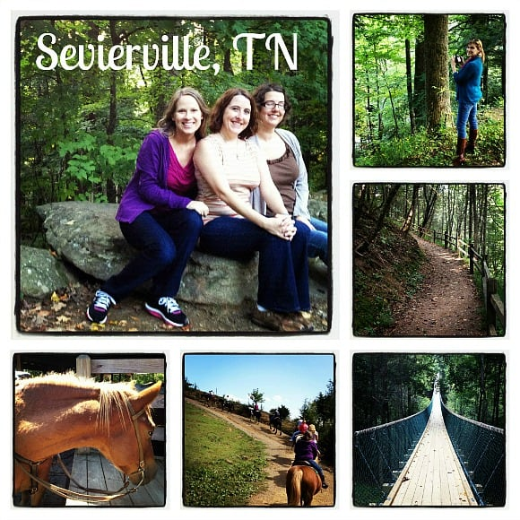 Sevierville Mountains TN