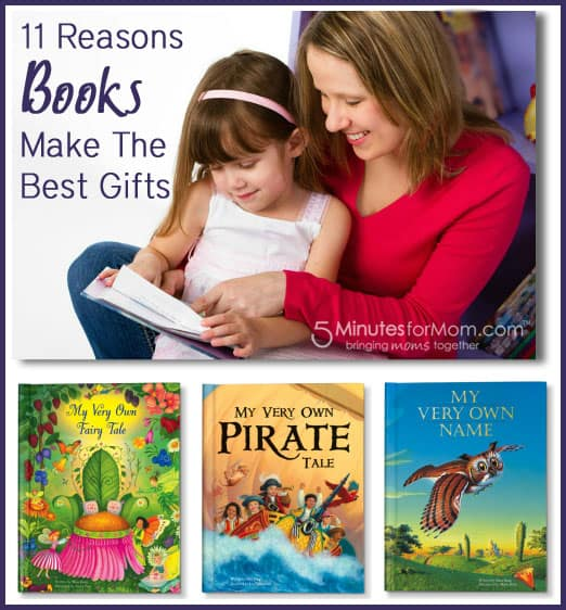 11 Reasons Books Make The Best Gifts