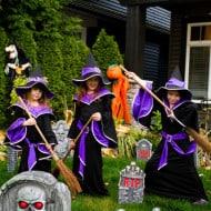 Halloween Link Up 2012