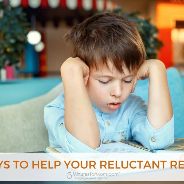 8 Ways to Help Your Reluctant Reader