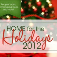 Home for the Holidays 2012 – Free eBook