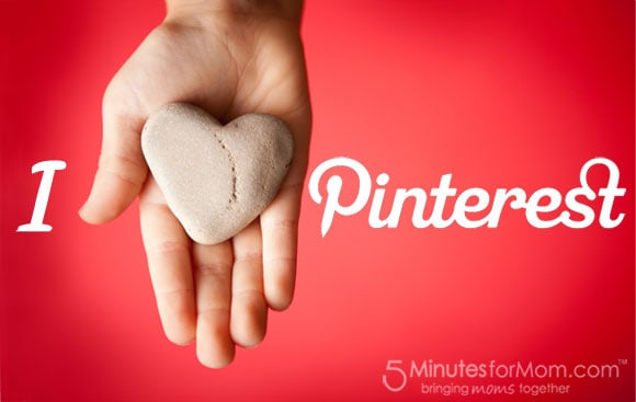 Pin It Friday – I Heart Pinterest