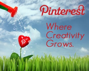 Pin It Friday – Grow Your Creativity