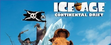 Thumbnail image for Ice Age: Continental Drift Comes out on Blu-Ray December 11