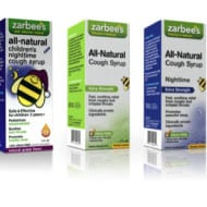 Zarbee's All Natural Cough Syrup — Now for Adults Too (Giveaway)