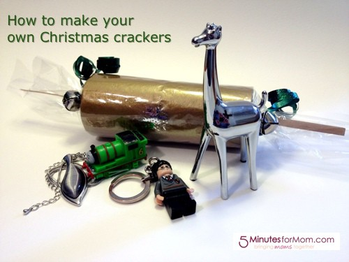 Tackle It Tuesday How To Make Your Own Christmas Crackers