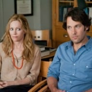 Marriage and Parenthood at 40: Leslie Mann and Paul Rudd Get Real