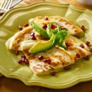Quesadillas with Pomegranate and Avocado (with Giveaway)