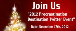 Thumbnail image for Join Us for the Procrastination Destination Twitter Event with @landsendpr