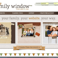 Become the Family Blogger with My Family Window