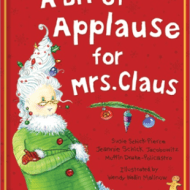 A Bit of Applause for Mrs. Claus {Review and Giveaway}