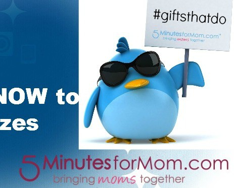 Join Us for Our Next Twitter Party on December 6th #giftsthatdo
