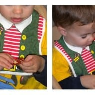 The Cutest Holiday Bibs from Embelle (Giveaway)
