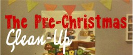 Thumbnail image for Tackle It Tuesday: The Pre-Christmas Clean Up!
