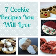 7 Cookie Recipes You Will Love (With Recipe Linky)