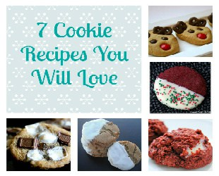 7 Cookie Recipes You Will Love