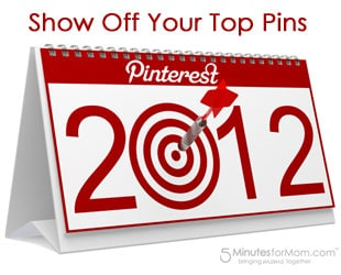 Pin It Friday – Show Off Your Top Pins of 2012