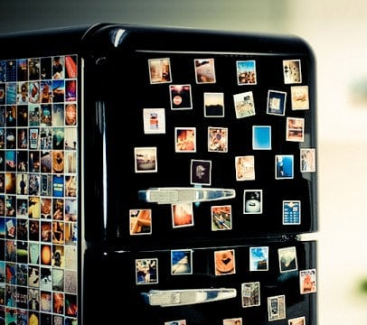 turn your instagram photos into magnets