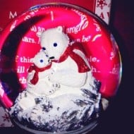 Things Remembered Make-A-Wish Polar Bear Water Globe Giveaway!