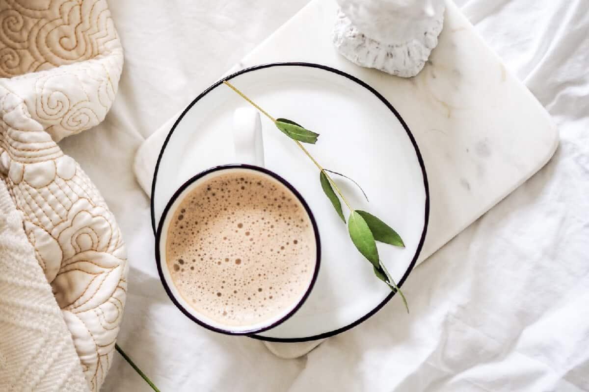5 minute coffee break