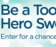 Be a Tooth Fairy Hero and Your Child's School Could Win $10,000