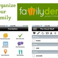 Organize and Simplify Your Family Life in 2013 with Family Den