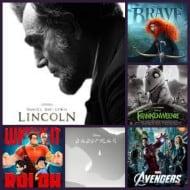Congratulations to Walt Disney Studios on 17 Oscar Nominations
