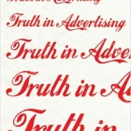 Truth in Advertising: A Novel {Review and Giveaway}