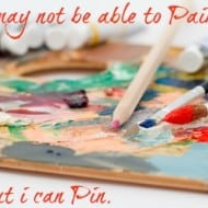 Pin It Friday – What Are You Pinning?