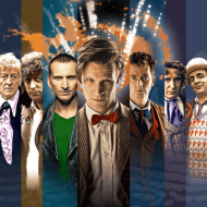 Celebrate 50 Years with Doctor Who