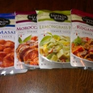 Saffron Road Simmer Sauces Bring World Cuisine Home (Giveaway)