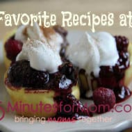 5 Minutes For Food Favorite Recipes (With Recipe Linky)