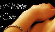 Top 9 Winter Skin Care Tips