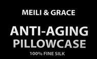 Meili and Grace Anti-Aging Pillowcase Helps Prevent Sleep Lines and Wrinkles (Giveaway)