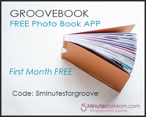 free groovebook photobook with free shipping coupon code