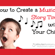 "Create A Musical Storytime with Singalong Storybook ""One Little Owl"" (Giveaway)"