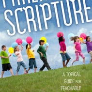 Parenting With Scripture {Review and Giveaway}