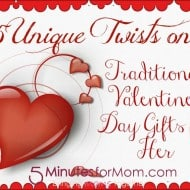 5 Unique Twists on Traditional Valentine's Day Gifts for Her
