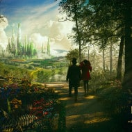 Everyone Has a Little Good Inside of Them- Oz the Great and Powerful Review