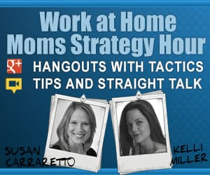 Work at Home Moms Strategy Hour