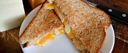 Thumbnail image for National Grilled Cheese Month- What is Your Favorite Combination?