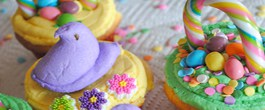 Thumbnail image for How to Make Easter Basket Cupcakes