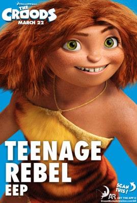 Eep - teenage rebel