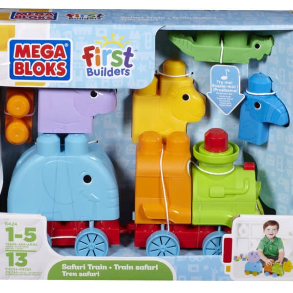 Mega Bloks® First Builders™ {Review and Giveaway}
