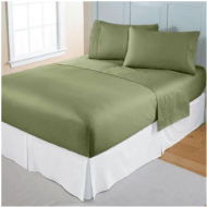 A Good Night's Sleep is Just a Sheet Set Away (Giveaway)