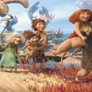 Dreamworks Tackles the Family with The Croods