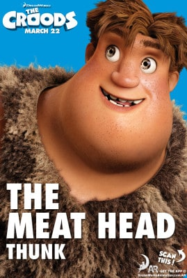 Thunk - the meat head